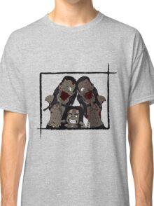 Michonne & her Pets Classic T-Shirt