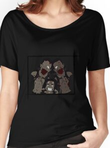 Michonne & her Pets Women's Relaxed Fit T-Shirt