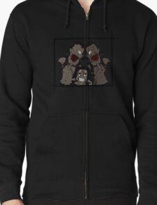 Michonne & her Pets T-Shirt