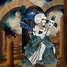 Eve Reborn as the Phoenix II by zoequixote