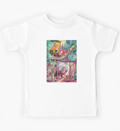 Magical Forest Kids Tee