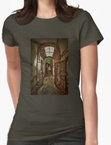 Gateway to Hell Womens Fitted T-Shirt