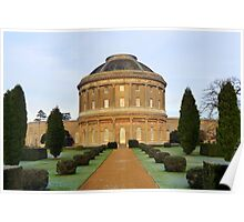 Ickworth House Poster