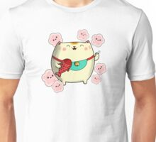 Cute Kawaii Maneki Neko Unisex T-Shirt
