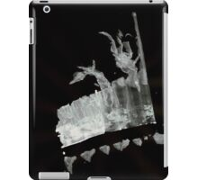 0028 - Brush and Ink - Field Play iPad Case/Skin