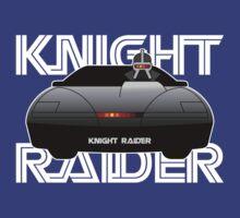 Knight Raider by robotrobotROBOT