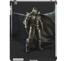 BvS armored batman iPad Case/Skin