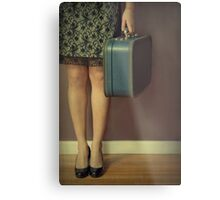 Never To Look Back Metal Print