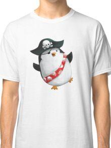 Cute Pirate Penguin Classic T-Shirt