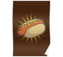 Hotdoggy Poster