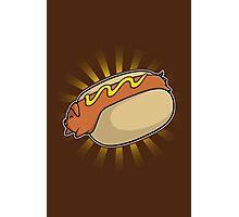 Hotdoggy Photographic Print