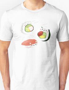 Cute Sushi Rolls Unisex T-Shirt
