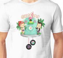 Rock 'n' Roll Cuckoo Clock Unisex T-Shirt
