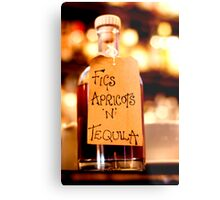 Healthy Alcohol? Metal Print