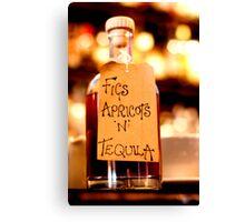 Healthy Alcohol? Canvas Print