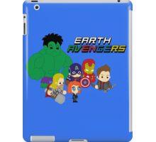 Earth Avengers iPad Case/Skin