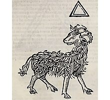 Hic Codex Auienii Continent Epigrama Astronomy Rufius Festivus Avenius 1488 Astronomy Illustrations 0155 Constellations Photographic Print