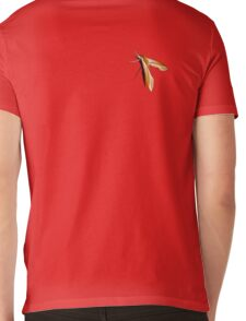 There's a bug on your shirt! Mens V-Neck T-Shirt