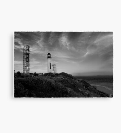 Queenscliff Lighthouse Canvas Print