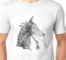 He Waits By The Scales Unisex T-Shirt