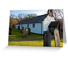 St John's Church - Ulpha Greeting Card