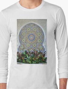 Mosaic and Planter Long Sleeve T-Shirt