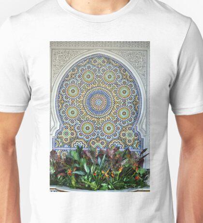 Mosaic and Planter Unisex T-Shirt