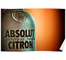 Absolut: SOLD, Got Featured Work Poster
