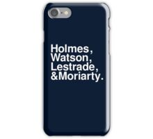 Bigger Than Beatles [Mono] iPhone Case/Skin
