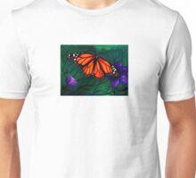 """Monarch Butterfly"" by Artist VCalderon Unisex T-Shirt"