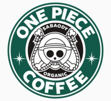 One Piece Coffee One Piece - Long Sleeve