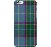 00179 Laxey Manx Blue (District) iPhone Case/Skin