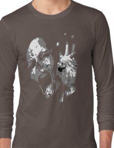 Mummy Scream Long Sleeve T-Shirt