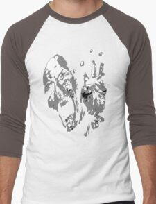Mummy Scream Men's Baseball ¾ T-Shirt