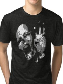 Mummy Scream Tri-blend T-Shirt