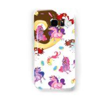 Fat unicorns and Donuts Samsung Galaxy Case/Skin