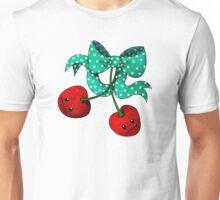 Skull Cherries Unisex T-Shirt