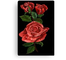 Rose's For You Canvas Print