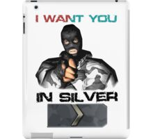 I WANT YOU iPad Case/Skin