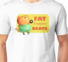 Fatty Fatty Fat Reggae Cat Unisex T-Shirt