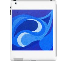 Blue Serenity iPad Case/Skin