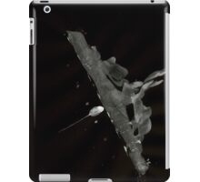 0029 - Brush and Ink - Human Glide iPad Case/Skin