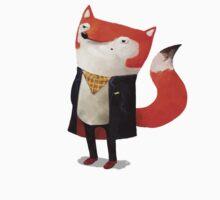 Smart Fox Kids Tee