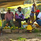 Street Market in Nairobi, KENYA by Atanas NASKO