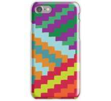 Colorful Steps iPhone Case/Skin