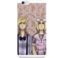 APH Dollhouse iPhone Case/Skin