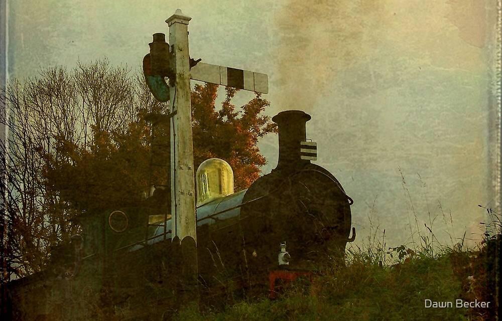 All aboard 2...©  by Dawn M. Becker