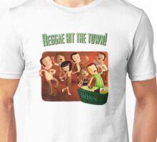 Reggae hit The Town! Unisex T-Shirt