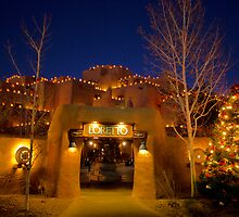 Christmas in New Mexico: The Loretto Inn II by Mitchell Tillison