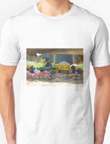 Family street market in Nairobi, KENYA T-Shirt